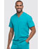 Photograph of Dynamix Men's Men's V-Neck Top Blue DK610-TLB