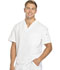 Photograph of Dickies Dickies Dynamix Men's Tuckable V-Neck Top in White