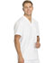 Photograph of Dickies Dynamix Men's Men's V-Neck Top White DK610-WHT
