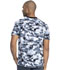 Photograph of Dickies Dickies Dynamix Men's V-Neck Top in Stone Cold Camo Pewter