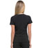 Photograph of Every Day EDS Essentials Women's V-Neck Top Black DK615-BAPS