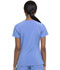 Photograph of EDS Essentials Women's V-Neck Top Blue DK615-CIPS