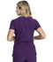 Photograph of Dickies Every Day EDS Essentials V-Neck Top in Eggplant