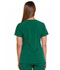 Photograph of EDS Essentials Women's V-Neck Top Green DK615-HNPS