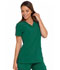 Photograph of Every Day EDS Essentials Women's V-Neck Top Green DK615-HNPS