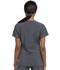 Photograph of EDS Essentials Women's V-Neck Top Gray DK615-PWPS