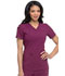 Photograph of Every Day EDS Essentials Women's V-Neck Top Red DK615-WNPS