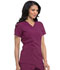Photograph of Dickies EDS Essentials V-Neck Top in Wine