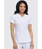 Photograph of Every Day EDS Essentials Women V-Neck Top White DK615-WTPS