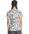 Photograph of Dickies Dickies Prints V-Neck Top in Daily Dose Of Magic