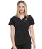 Photograph of Dickies Every Day EDS Essentials Mock Wrap Top in Black
