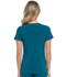 Photograph of Dickies EDS Essentials Mock Wrap Top in Caribbean Blue