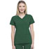 Photograph of Dickies Every Day EDS Essentials Mock Wrap Top in Hunter Green
