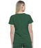 Photograph of Dickies EDS Essentials Mock Wrap Top in Hunter Green