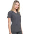 Photograph of Dickies EDS Essentials Mock Wrap Top in Pewter