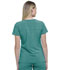 Photograph of Dickies EDS Essentials Mock Wrap Top in Teal Blue