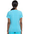 Photograph of Dickies Every Day EDS Essentials Mock Wrap Top in Turquoise