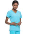 Photograph of Dickies EDS Essentials Mock Wrap Top in Turquoise