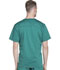 Photograph of Dickies Essence Men's V-Neck Top in Hunter Green