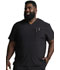 Photograph of Dickies EDS Essentials Men's V-Neck Top in Black