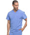 Photograph of Every Day EDS Essentials Men's Men's V-Neck Top Blue DK635-CIPS