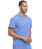 Photograph of Dickies EDS Essentials Men's V-Neck Top in Ciel