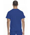 Photograph of Dickies EDS Essentials Men's V-Neck Top in Galaxy Blue