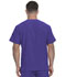 Photograph of Dickies Every Day EDS Essentials Men's Tuckable V-Neck Top in Grape