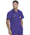 Photograph of Dickies Every Day EDS Essentials Men's V-Neck Top in Grape