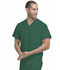 Photograph of Dickies EDS Essentials Men's V-Neck Top in Hunter Green