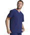 Photograph of Every Day EDS Essentials Men's Men's V-Neck Top Blue DK635-NYPS