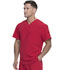 Photograph of Every Day EDS Essentials Men's Men's V-Neck Top Red DK635-RED