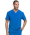 Photograph of Dickies Every Day EDS Essentials Men's V-Neck Top in Royal