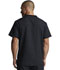 Photograph of Dynamix Men's Men's V-Neck Top Black DK640-BLK