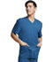 Photograph of Dickies Dynamix Men's Men's V-Neck Top Blue DK640-CAR