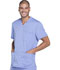 Photograph of Dynamix Men's Men's V-Neck Top Blue DK640-CIE