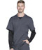 Photograph of Dynamix Men's Men's V-Neck Top Gray DK640-PWT