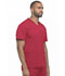 Photograph of Dickies Dynamix Men's Men's V-Neck Top Red DK640-RED