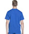 Photograph of Dickies Dynamix Men's Men's V-Neck Top Blue DK640-ROY