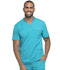 Photograph of Dynamix Men's Men's V-Neck Top Blue DK640-TLB