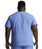 Photograph of Dickies Every Day EDS Essentials Men's V-Neck Top in Ciel