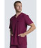 Photograph of Dickies Every Day EDS Essentials Men's V-Neck Top in Wine