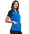 Photograph of Dickies Xtreme Stretch Contrast V-Neck Top in Royal