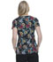 Photograph of Dickies Prints Women's V-Neck Top Wild Rose DK656-WIRE