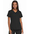 Photograph of Dickies Dynamix Mock Wrap Top in Black