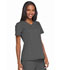 Photograph of Dickies Dickies Dynamix Mock Wrap Top in Pewter