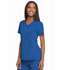 Photograph of Dickies Dynamix Mock Wrap Top in Royal