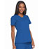 Photograph of Dickies Dynamix Women's Mock Wrap Top Blue DK660-ROY