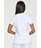Photograph of Dickies Dickies Dynamix Mock Wrap Top in White