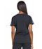Photograph of Dynamix Women's Shaped V-Neck Top Black DK665-BLK